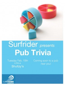 Surfrider trivia Nominate