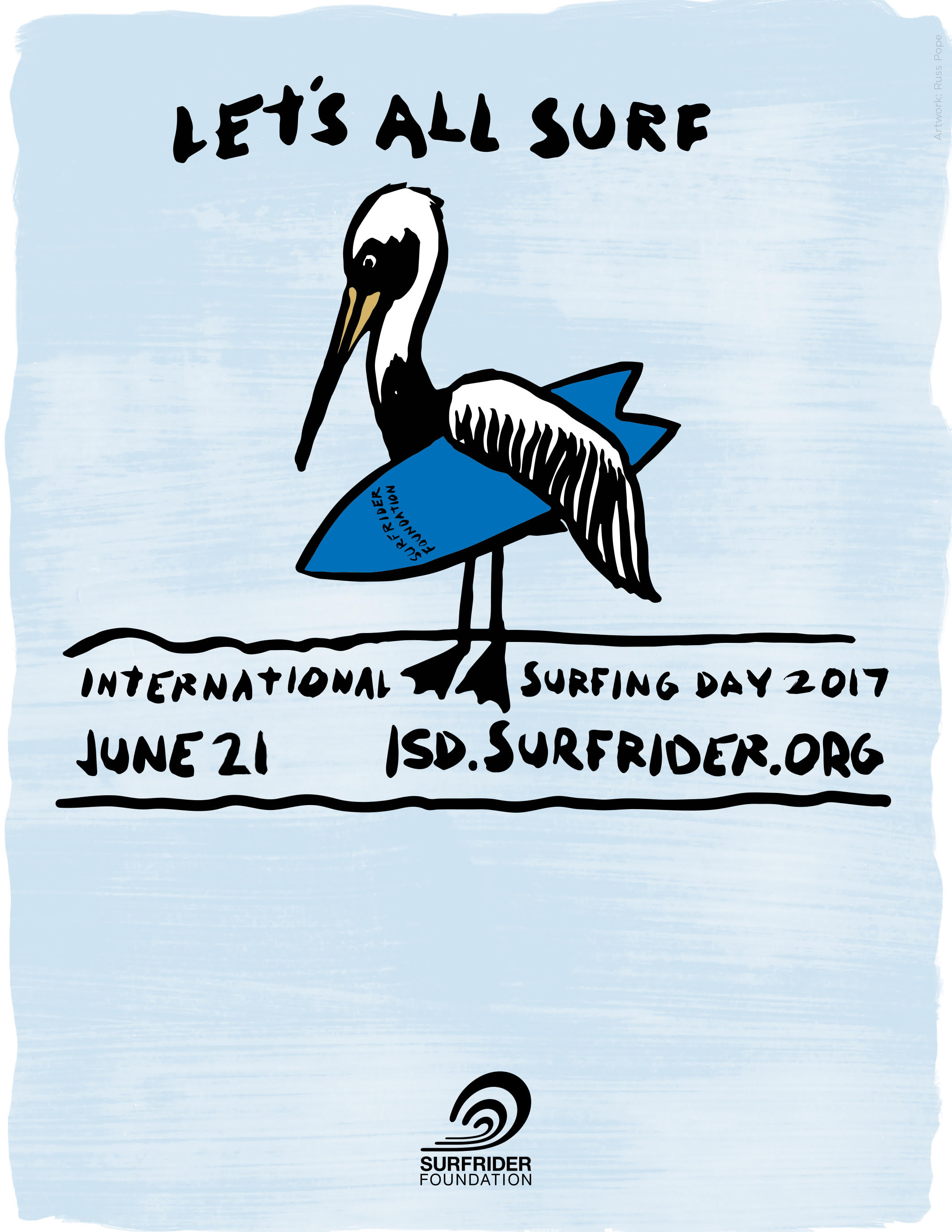 Annual International Surfing Day Celebration Next Week
